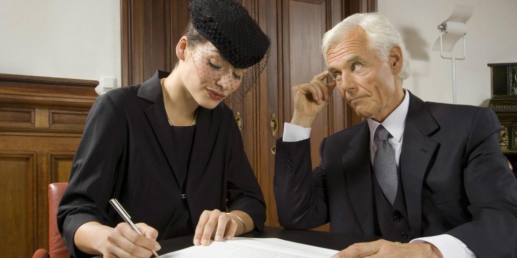 Процедура вступления в наследство после смерти