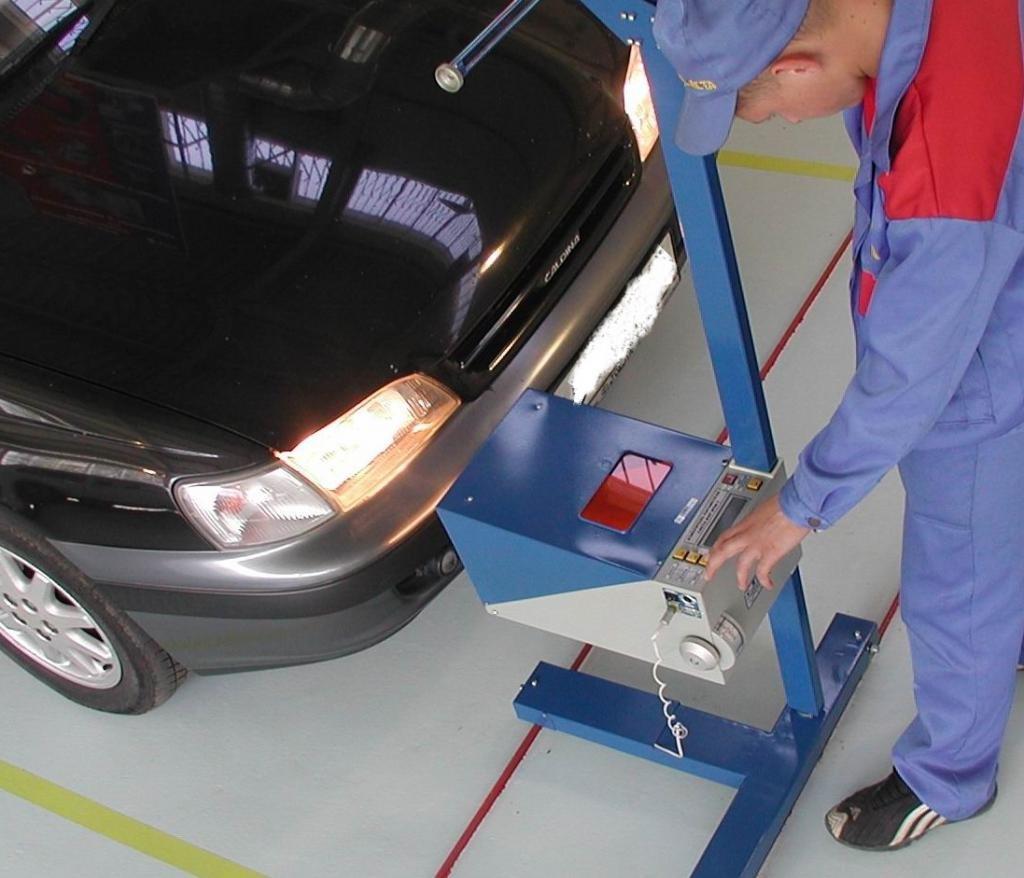 ежегодный технический осмотр автомобиля