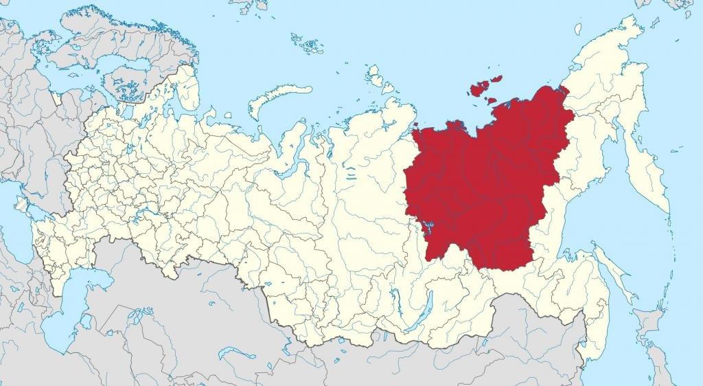 самый маленький регион в россии