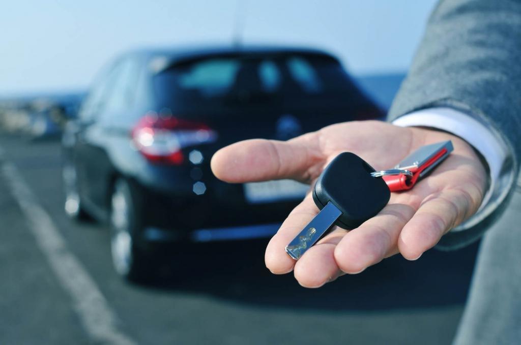 сдача автомобиля в аренду организации