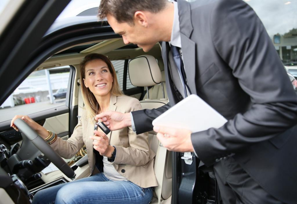 как переоформить машину на себя по договору