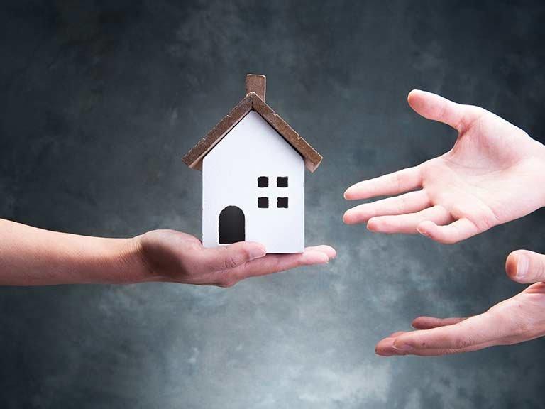 Передача дома в дарственной