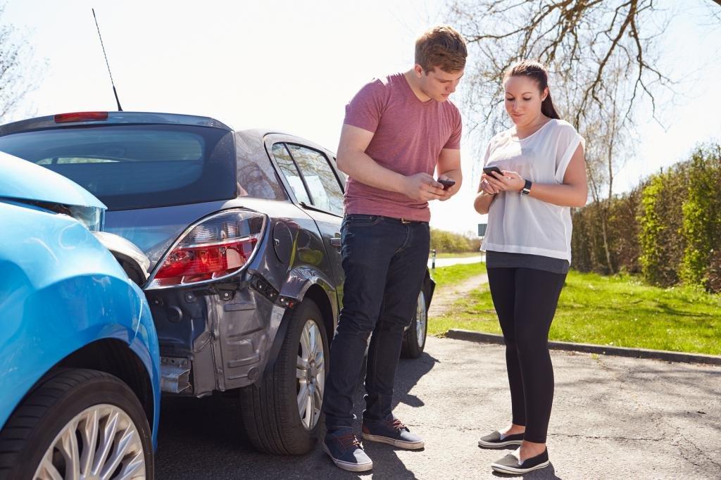 Управление автомобилем не вписанным в страховку