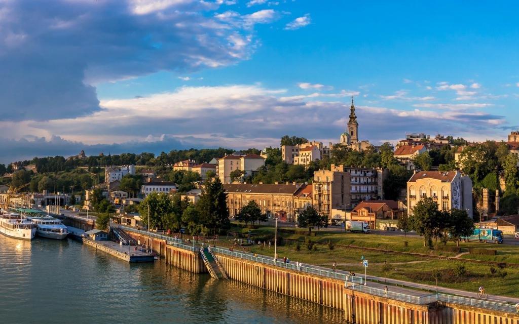 ВНЖ в Сербии