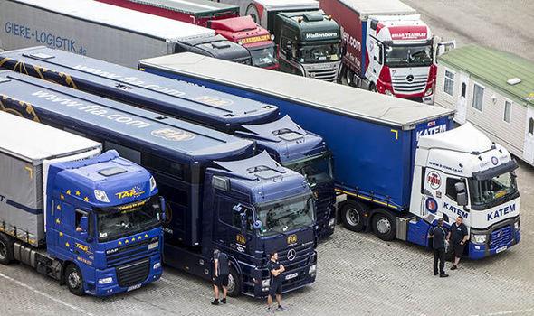 нарушение правил перевозки грузов статья штраф