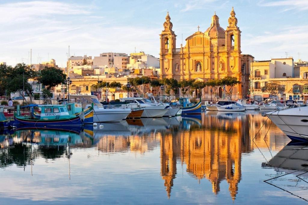 На Мальте