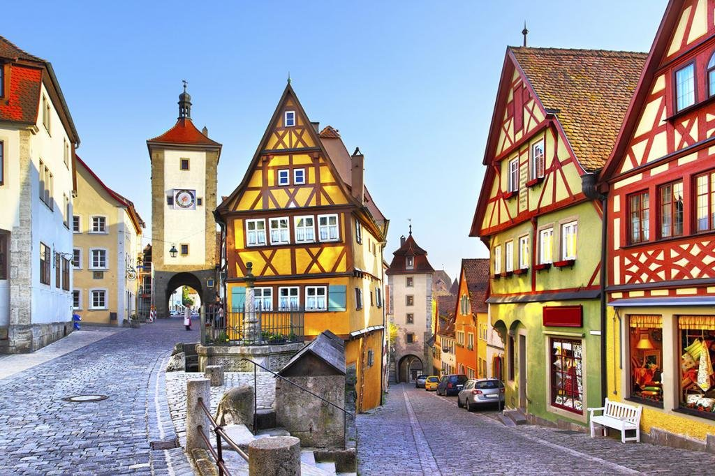 В Германии