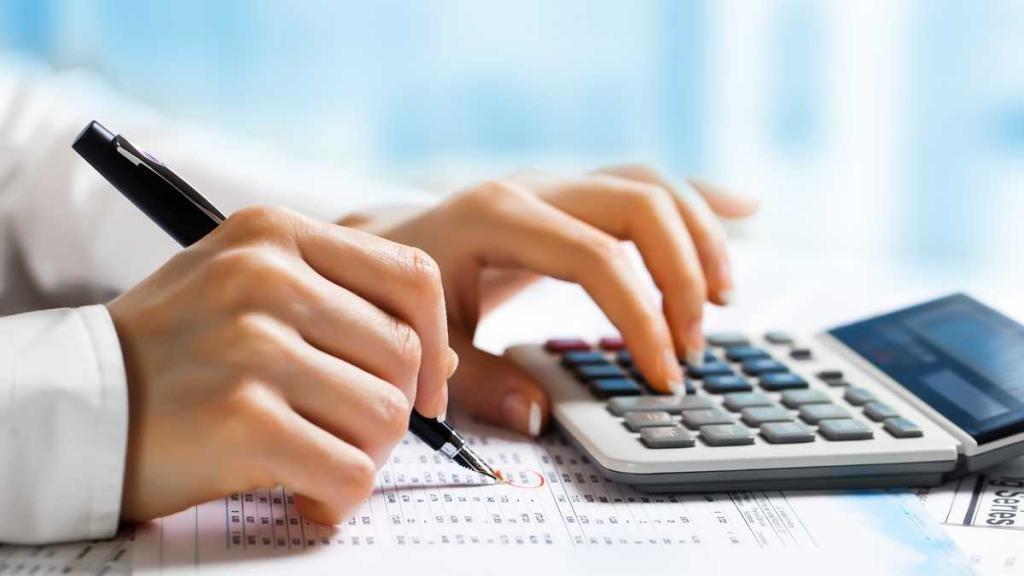 рассчитать налог с продажи