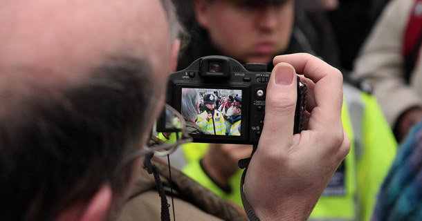 закон о видеосъемке физических лиц
