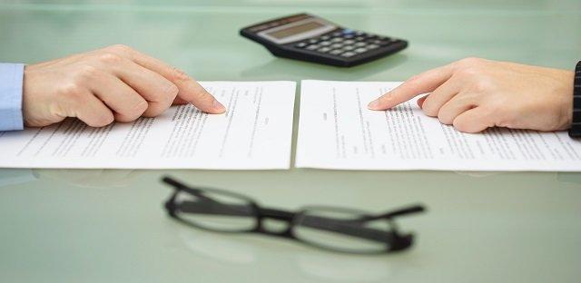 пакет документов для кредита