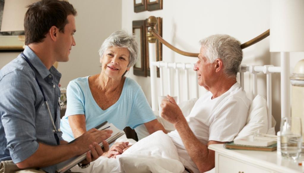 оформить опеку над пожилым