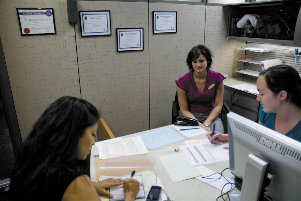 Сбор документов для смены фамилии