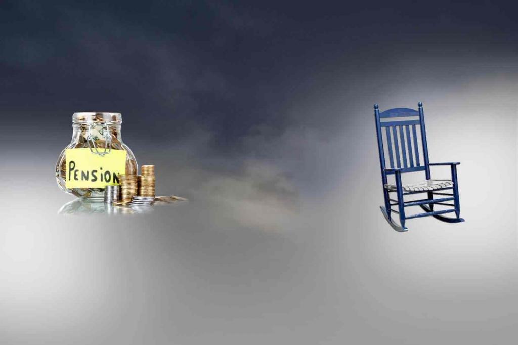заявление на уход пенсию