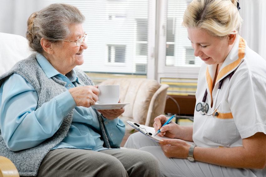 Медицинское обследование пожилых