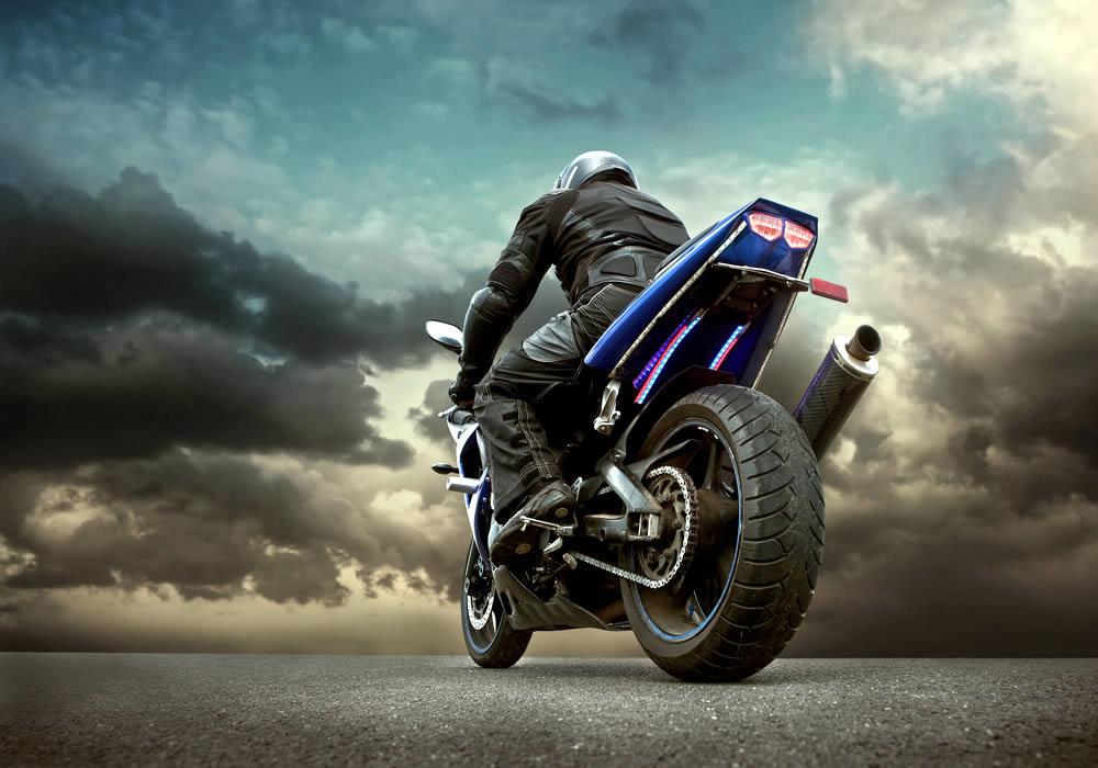 езда без прав и документов на мотоцикле