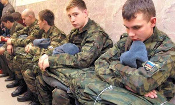 До скольки призывают в армию