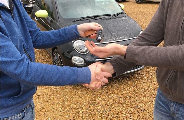 продать авто дорого и быстро