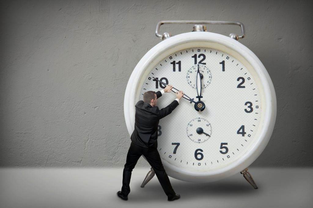человек и время