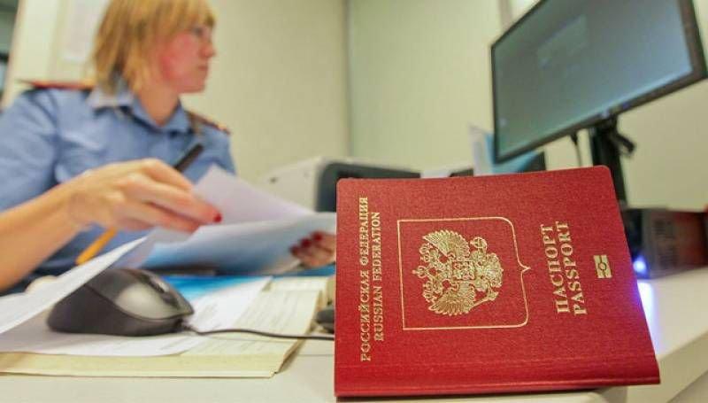 как делать временную регистрацию гражданину россии