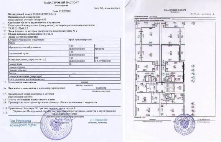 Где заказывают кадастровый паспорт на квартиру