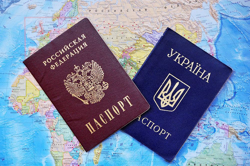 Как сделать гражданство РФ гражданину Украины