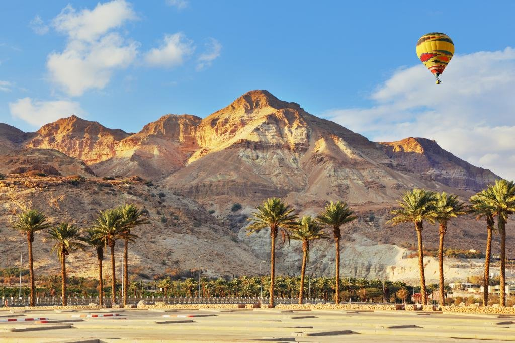 горы в израиле
