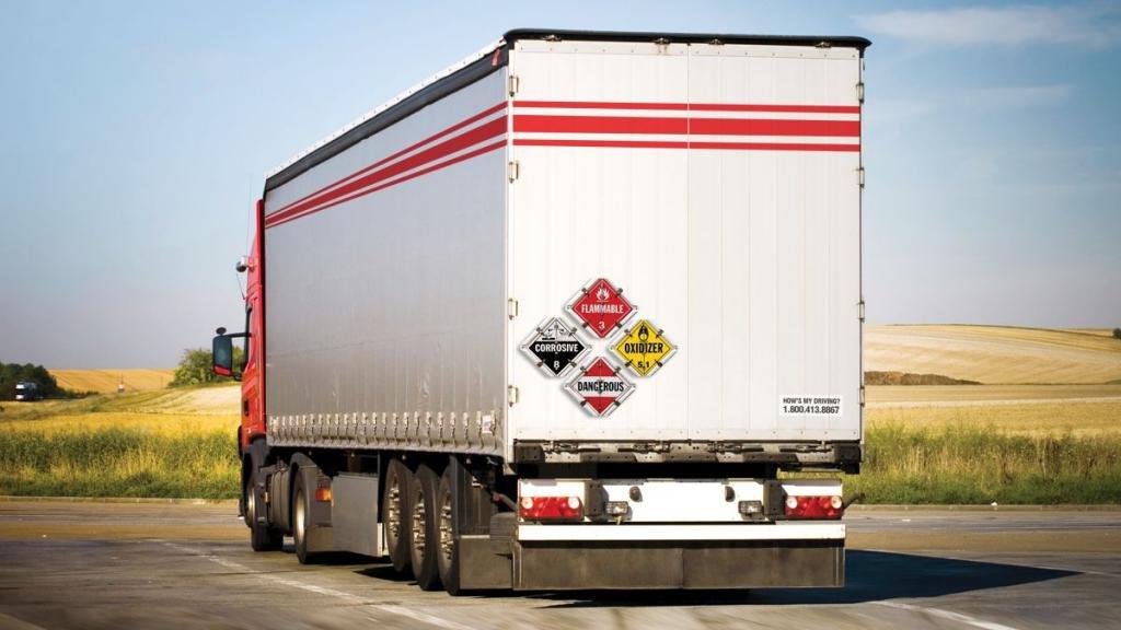 допуск на перевозку опасных грузов