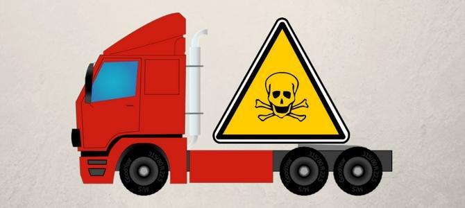 оформление разрешения на перевозку опасных грузов