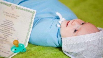 Регистрация новорожденного: перечень документов и порядок действий