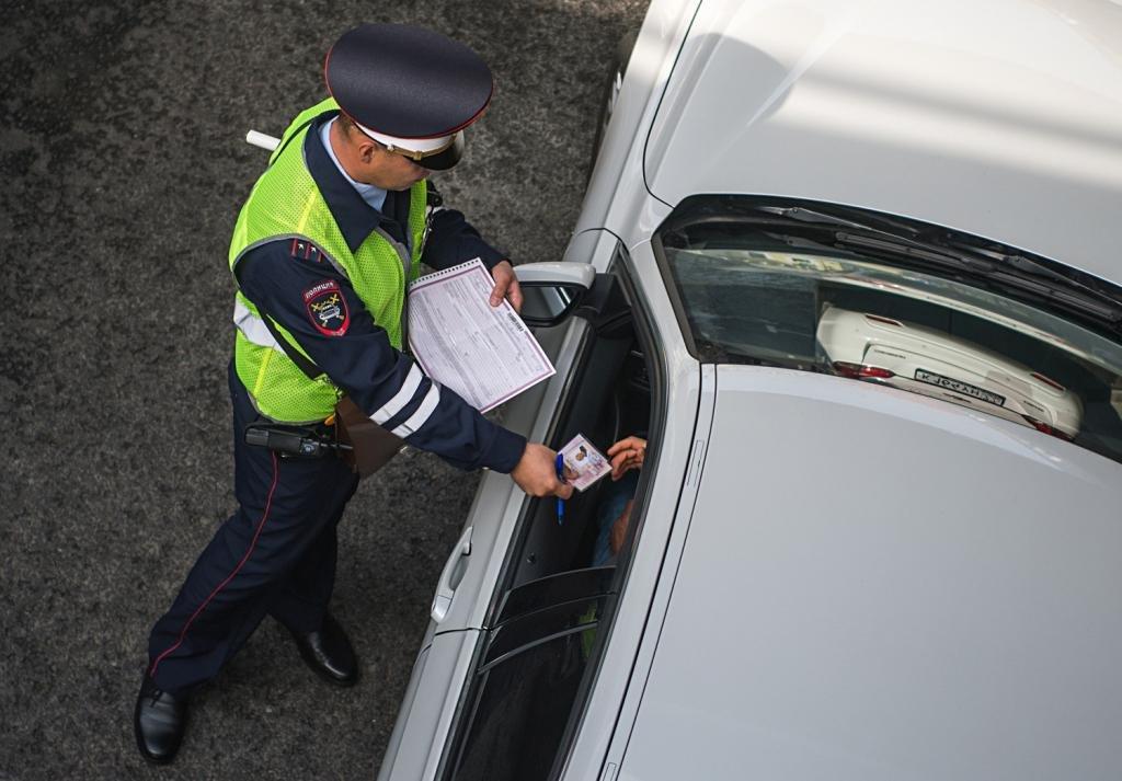 закон об остановке транспортного средства сотрудниками дпс
