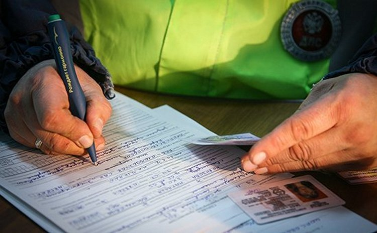 Порядок лишения водительских прав в РФ