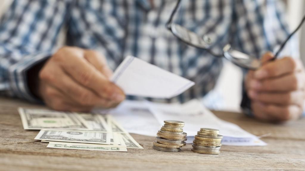 подсчет доходов