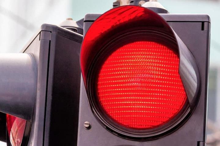 Проехал на красный свет - последствия