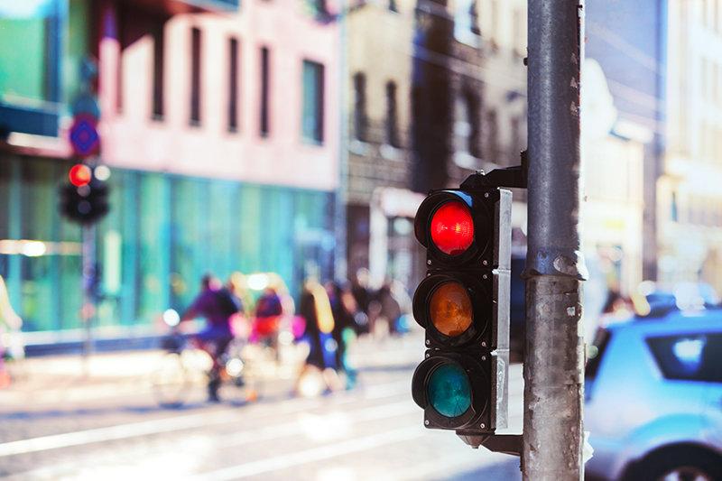 Можно ли не платить за проезд на красный свет
