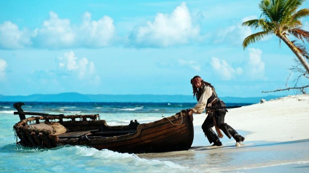 Пираты в Доминикане