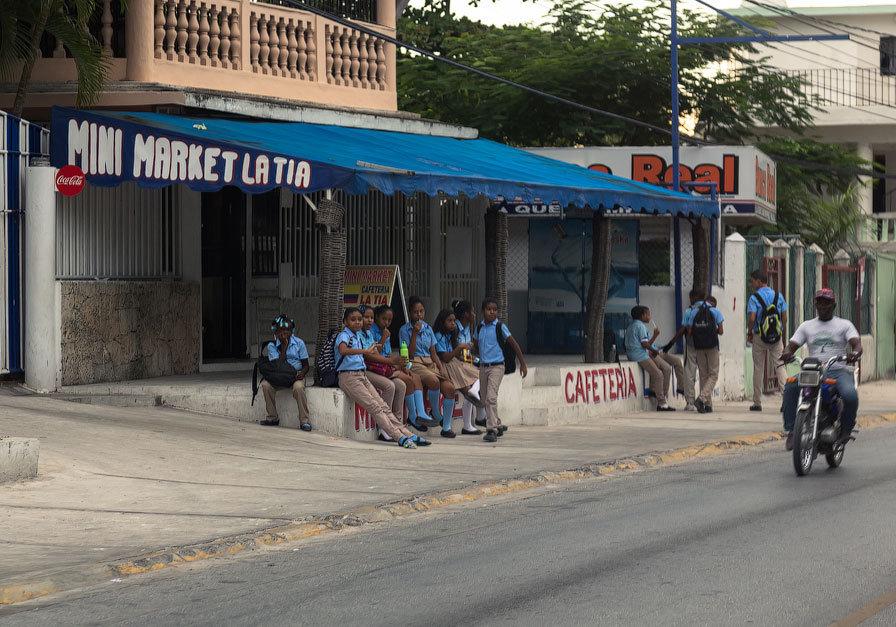 Гаитяне фото