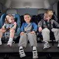 Штраф за непристегнутых детей. Правила перевозки детей в легковом автомобиле. Автокресло для детей