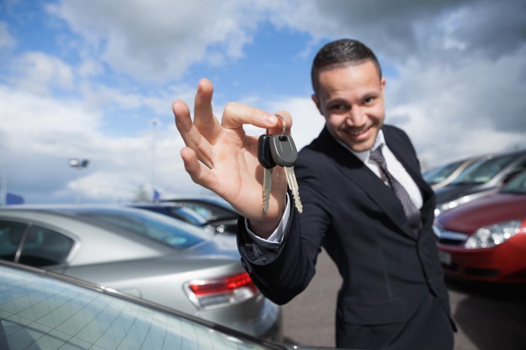 по доверенности продать машину