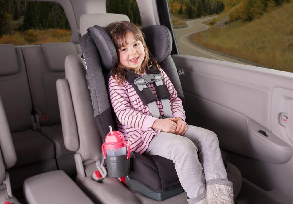 До какого возраста требуется детское кресло