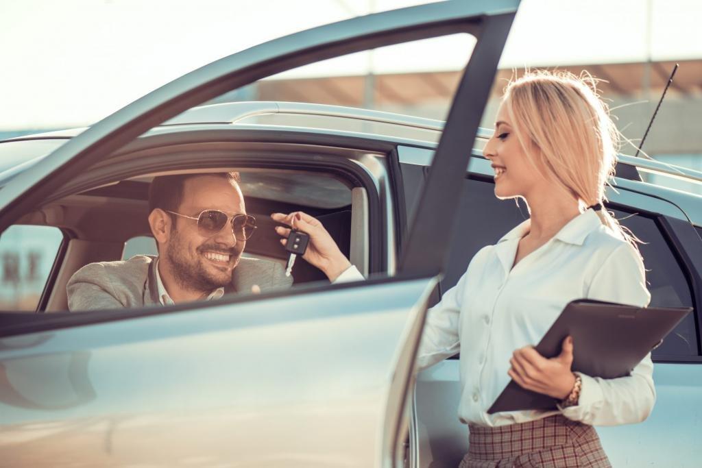 алгоритм продажи автомобиля