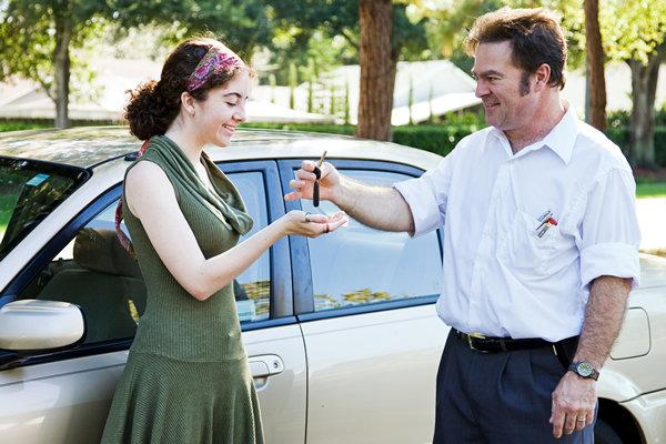 продажа машины по договору