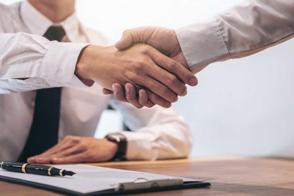 договор между клиентом и банком