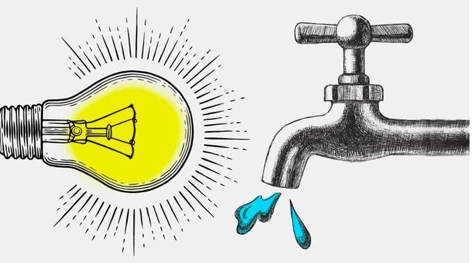 энергия и вода