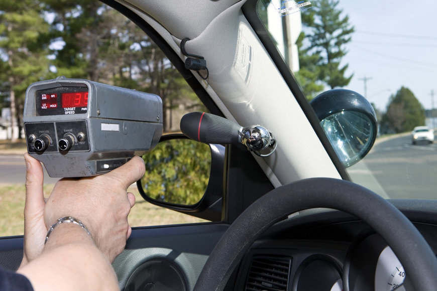 Штраф за превышение скорости
