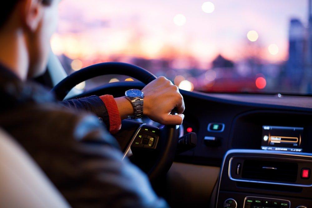 Свидетельство ТС в автомобиле